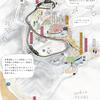 虹の郷の菖蒲ヶ池(静岡県修善寺)
