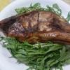 カジキマグロと団子鍋