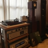 スピーカーの相性 アナログレコードとバックロードホーン(スーパースワン VS audio-pro fs-20)