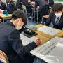 自由ヶ丘学園高等学校で安心安全なキャッシュレス決済利用を学ぶ授業を実施