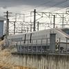 11月20日長野新幹線車両センターの状況