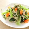 サラダチキン野菜炒め