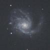 M99 かみのけ座 渦巻銀河 & 一杯一杯