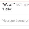 Slackで自動投稿するBOTを作ってみた