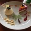 彦根のクラブハリエのカフェでオシャレなケーキを!