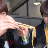 【NCT】nctdreamたちがラーメンとステーキ食べてて幸せ!in サッポロ♡