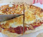 手作りピザの作り方!材料と生地作り!ピザストーンで美味しい本場の味!