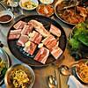 サムギョプサルの食べ方・タレ・味噌・付け合わせ・おかず