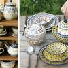 褒められるオシャレ食器はポーランドの食器 ポーリッシュポタリーでヨーロッパ風に