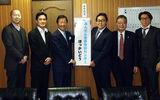 留学生問題に揺れる札幌国際大学理事長の上野八郎、北海道日韓友好親善協会会長だった