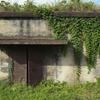 爆撃をさけるため山間部に建てられた弾薬庫跡 福岡県福津市上西郷