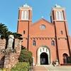 旧浦上天主堂(現カトリック浦上教会)の鐘楼~大正時代に完成、昭和20年に倒壊した近代建築の遺構|長崎市旅行(6)