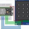 【入門】ESP32 × MicroPython ファームウェア書き込み ~ Pmod KYPD (キーパッド)を使ってみる