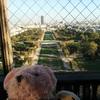 エッフェル塔昇った❤️ハネムーン旅行記2014 パリ♪