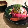 (神戸)ローストビーフ丼  壱屋 ランチ