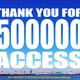 【まとめ】開設から約1年半で累計50万PVを超えたので総括する