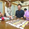 ビリヤニと食後のボードゲーム。