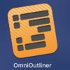 OmniOutliner(アウトライナー)で書き出す思考整理術