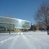 Syracuse University シラキュース大学は広いなー。
