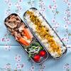 #835 キノコと豚肉の塩麹炒め弁当
