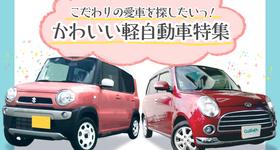 女性に選ばれるカワイイ軽自動車8選!内装や外装にこだわりたい人は必見!