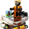 レゴ ニンンジャゴー ザ・ムービー ミニフィギュア シリーズ(71019)の画像が公開されています。
