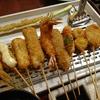 串かつ料理 活 阪急三番街店 活「かつ」御膳を食べた