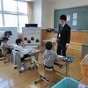 授業参観⑦  やまびこ:各教室で国語、算数、図工、社会