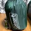 【キャンプグッズ】山渓×ナンガ:オーロラ600DXオールブラック買っちった
