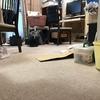 お盆明けの汚部屋を5分だけ掃除してみた