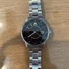 腕時計オリエント購入&ベルト交換(WV0761ER)