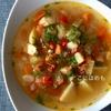 具沢山!「お野菜たっぷり食べるスープ」作り方・レシピ。