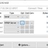DG-PRO1RWの基準局をWindowsで運用する