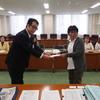建交労学童保育支部が学童クラブの改善を求めて県と交渉。民設民営は県内81クラブのうち福島市が71クラブと断トツ1位。