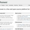 ノンプログラマーでもQ&Aサイトが作れる!Question2Answerの導入方法