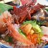 【鳥羽】海の駅 黒潮 究極の金の海鮮丼、銀の海鮮丼を食す