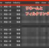 アイデアメモ - Kabu+ で取得した CSV から必要なカラムだけフィルタリングして表示
