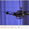 飛翔ロボット制御