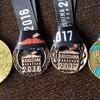 ラン日記 鹿児島マラソンの受付に行ってきました。