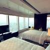 大阪マリオット 都ホテル 宿泊記 まさかのスイートにアップグレード
