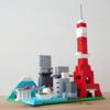 レゴ:ジオラマ・東京の作り方 LEGOクラシック10698だけで作ったよ (オリジナル説明書)
