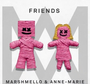 洋楽の歌詞 (Lyrics)で英会話 ♪ Marshmello & Anne-Marie - FRIENDS ♪
