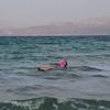 世界一周イスラエル(死海)編 死海って優雅にプカプカ浮けるものかと思ってたのに、予想外にハードだった件