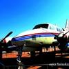 奇跡の訓練機と展望デッキ✈宮崎ブーゲンビリア空港③