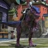 『FF14』エウレカのロックボックスガチャでティラノサウルスが出た!