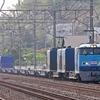 3月31日撮影 東海道線 平塚~大磯間 大磯~二宮間 貨物列車5本とM250系 スーパーレールカーゴの試運転等を撮影する
