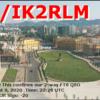 ZA/IK2RLM アルバニア 30m FT8で交信