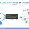 CData APIServer をDocker 上で動かす最もシンプルな方法
