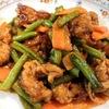 ノンフライ【1食116円】豚こま肉de酢豚の簡単レシピ~中華ドレ+ケチャップで味付け~