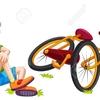 自転車に乗りたいなぁ~-1